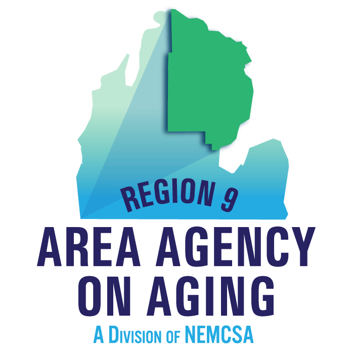 Region 9 Area Agency on Aging logo